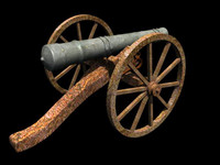 canon gun max