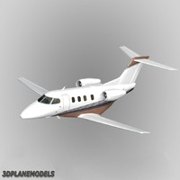 Embraer Phenom 100 Private livery 1