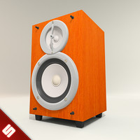 Wood Box Speaker