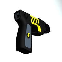 Stun Gun M18 Hi-poly