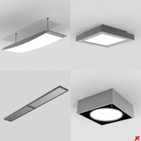 3dsmax ceiling lamps