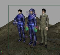 maya female suits