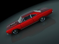 3d plymouth road runner