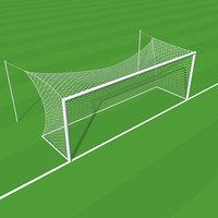 port football 3d max
