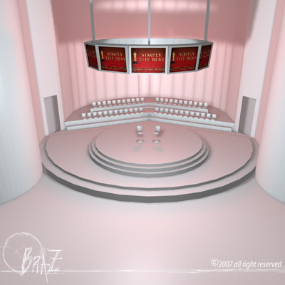 3d tv set model - TV Set2... by BraZ