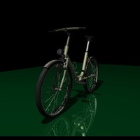 gonny bicycle 3d model