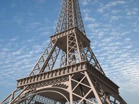 eiffel tower 3d model