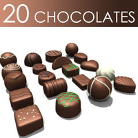 Chocolates 20 Pieces
