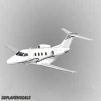 Embraer Phenom 100 Private livery 3