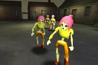 3d model character fpsc