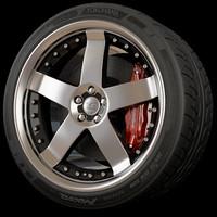 ace zeus rim 3d model