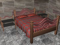bed with side table.zip