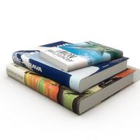 books 3d ma