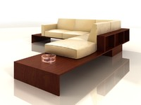 sectional sofa 3ds