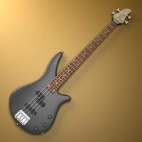 3d bass model