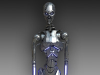 ma cyborg robot