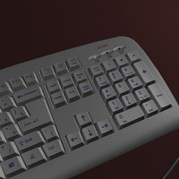 maya tech keyboard