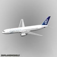 B767-300 Air New Zealand