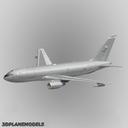 Boeing KC-767 3D models
