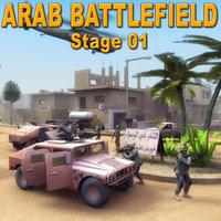 3d arab infantry s