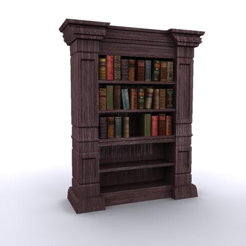 The Granddaddies On My Bookshelf | mywithershins |Old Bookshelf With Books