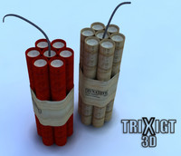 3ds max dynamite explosive zipped