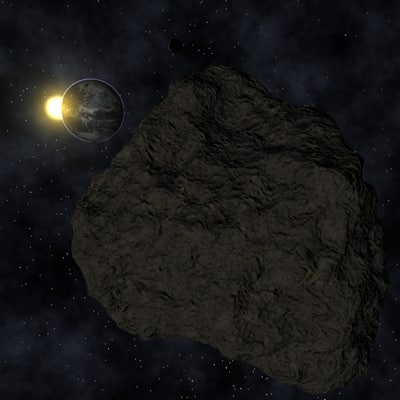 High Polygon Asteroid.zip
