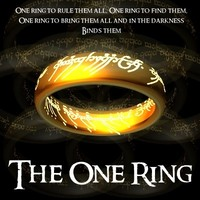 Lord of the Rings (The One Ring)