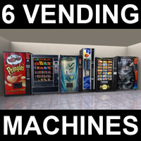 3ds vending machines
