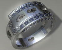 max ring heart jewelry