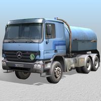 Truck 03_Tank Truck