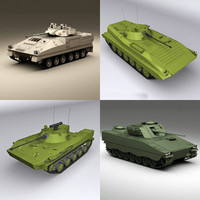 Infantry Fighting Vehicles Collection