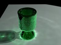 green glass max