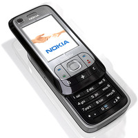 3d model nokia 6110 cell phone