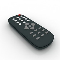 remote control 3d max