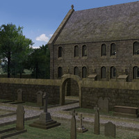 3ds max deathmatch church