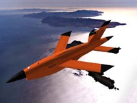 BQM-34S Target Drone