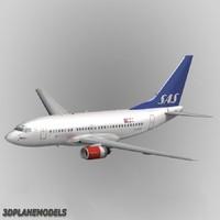maya b737-600 sas scandinavian airlines