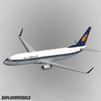 Boeing 737-900 Jet Airways
