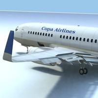 lwo 737-700 copa airlines