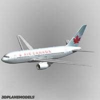 B767-200 Air Canada