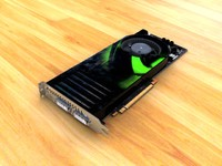 nvidia 8800 graphics card 3d 3ds