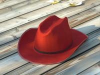 3d model child s hat