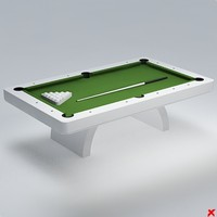 pool table dxf