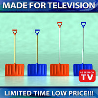 Snow Shovel Set SL