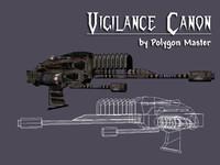shotgun 3d model