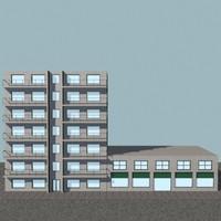 lightwave apartment building