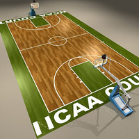Basketball Court Official 2