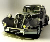 citroen_traction.blend