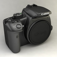 Canon 400D XTi (Body Only)